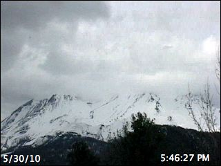 Live cam of Mount Shasta